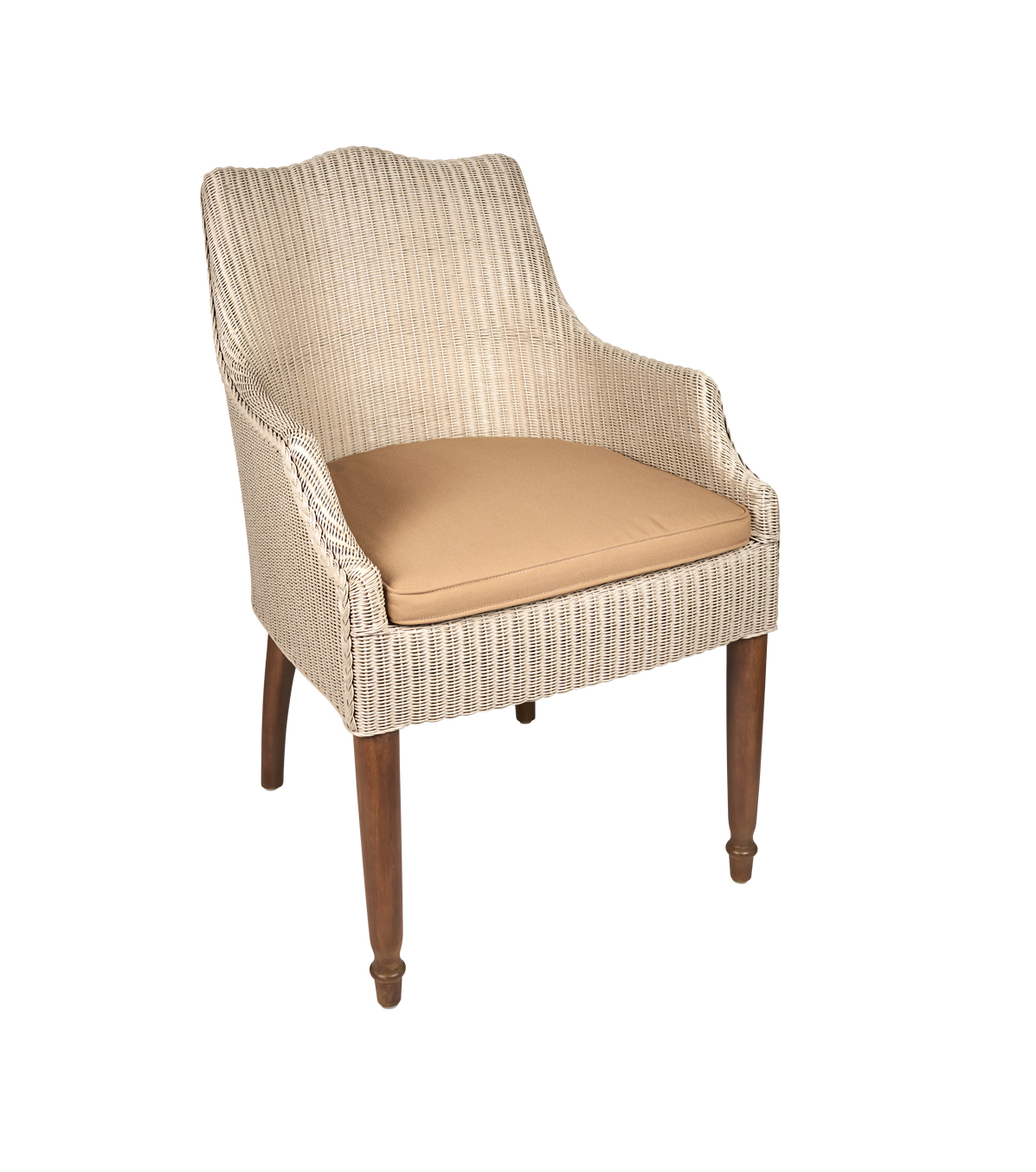 Lloyd loom Sessel Brighton MA Perl