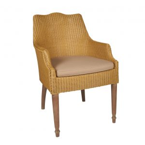 lloyd loom Sessel Brighton naturell