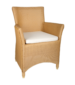 lloyd loom Sessel 3504 naturel