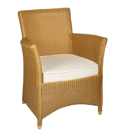 Lloyd loom Sessel 5060 naturel