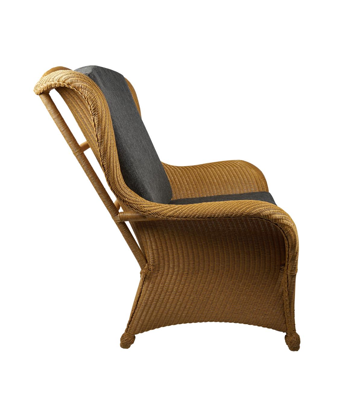 Lloyd loom Sessel King Chair Super Naturell Sessel Lloyd loom Shop24