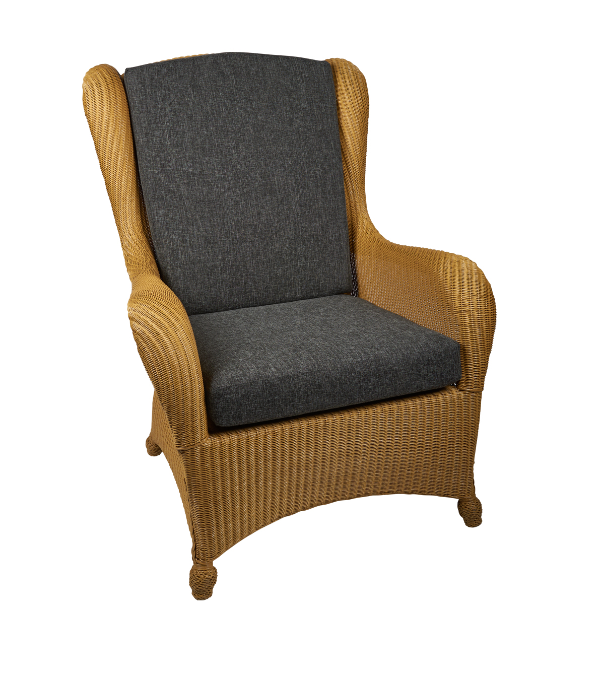 Loom Sessel King Chair Naturell