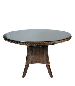Purple Starling Lloyd loom Tisch