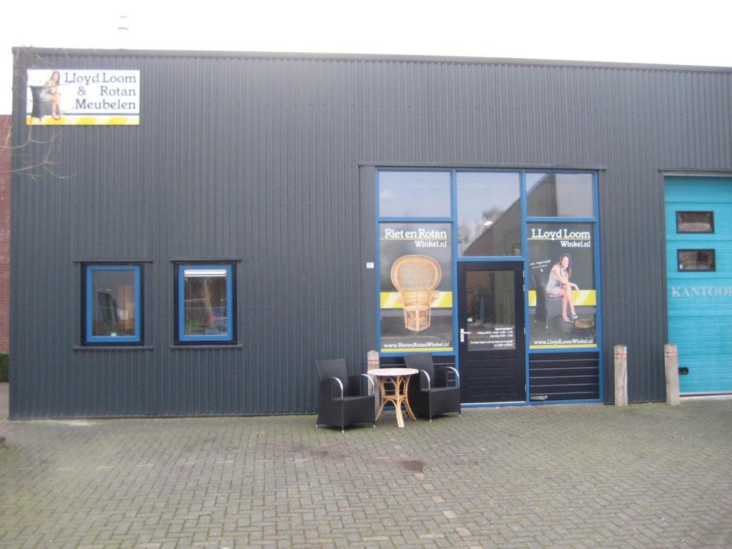 Ausstellungsraum Lloydloomshop24.de