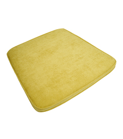 Loom Sessel Kissen Citron