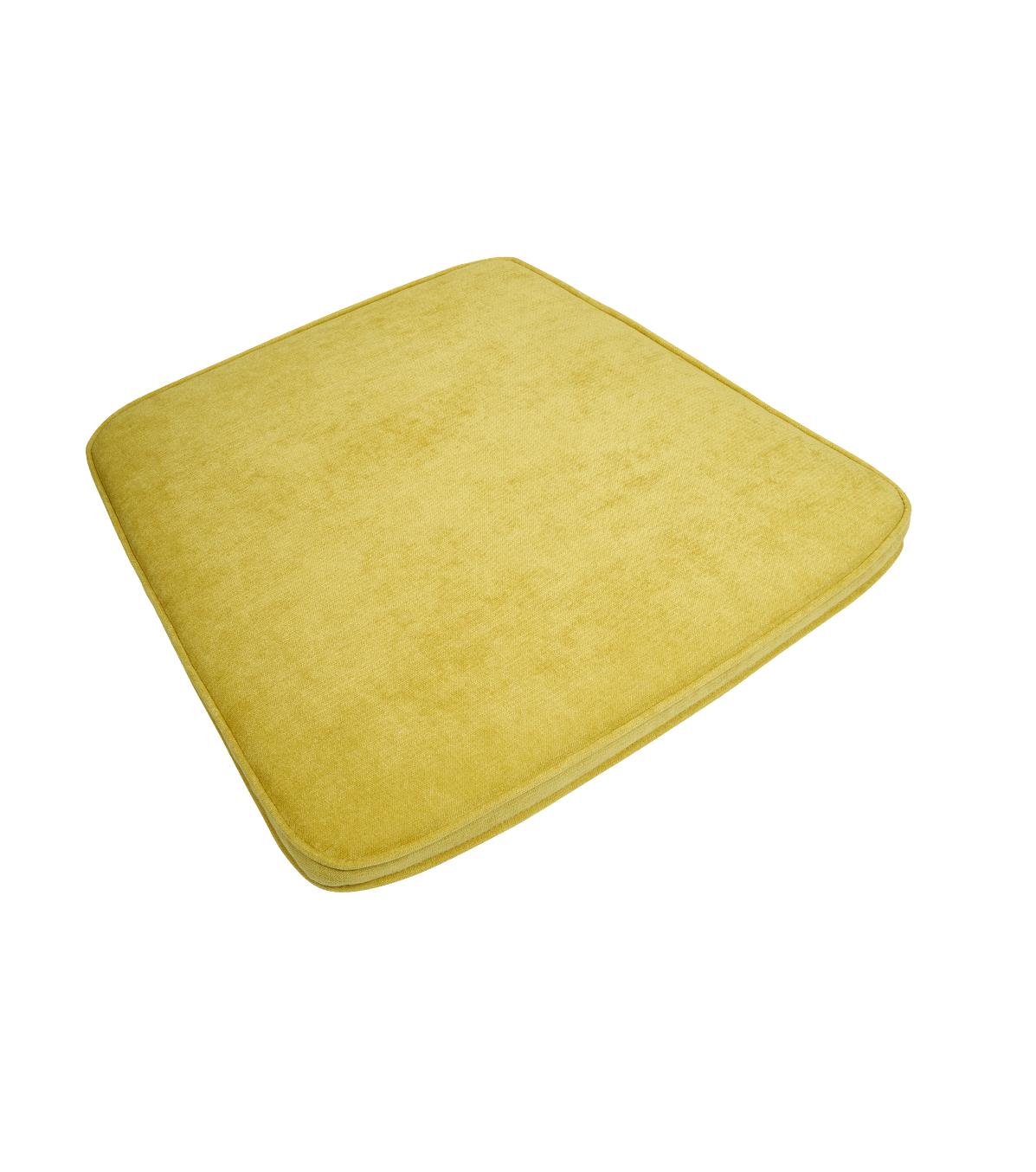 Kissen 3504 Samt Citron