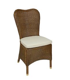 Lloyd loom Stuhl Dover -Esszimmerstühle
